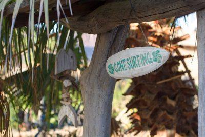 green room surf cabin