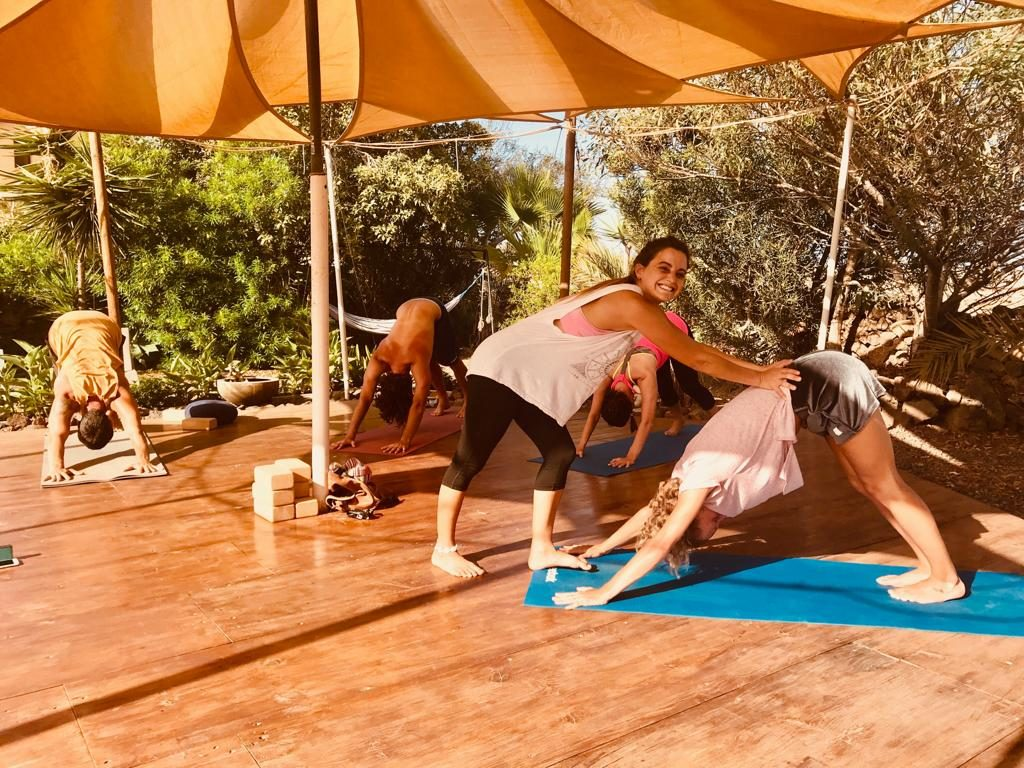 Clases De Ashtanga Y Vinyasa Yoga 7 Lemons House