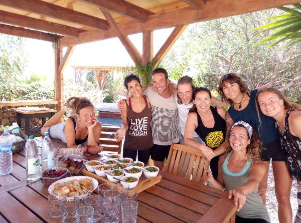 Healthy retreats Fuerteventura