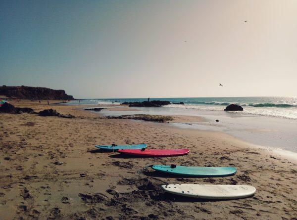 Beach Fuerteventura