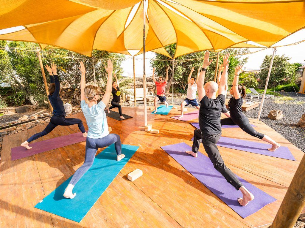 7LemonsHouse Fuerteventura Health Retreats